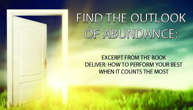 Find the Outlook of  Abundance: excerpt from Deliver